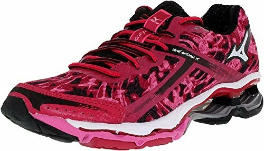 BRAND MIZUNO CREATION WAVE 15 femmes  RUNNING TRAINING  Chaussures  100% AUTHENTIC