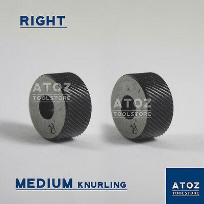 "Atoz 3//4/"" x 3//8/"" x 1//4/"" Set of 2Pcs Straight Fine Pitches High Quality Knurls"
