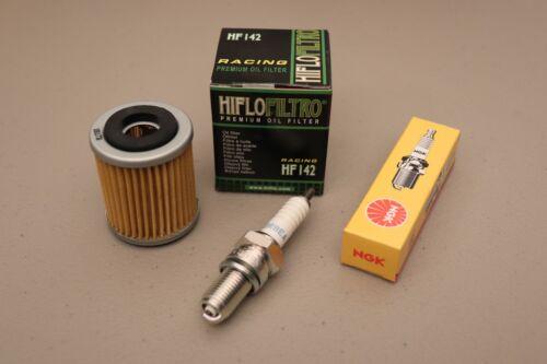 Spark Plug Oil Filter FAST SHIP Yamaha YFM Big Bear YFM400 Engine Tune Up Kit