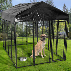 big dog kennel cage x pet extra large outdoor heavy duty portable w