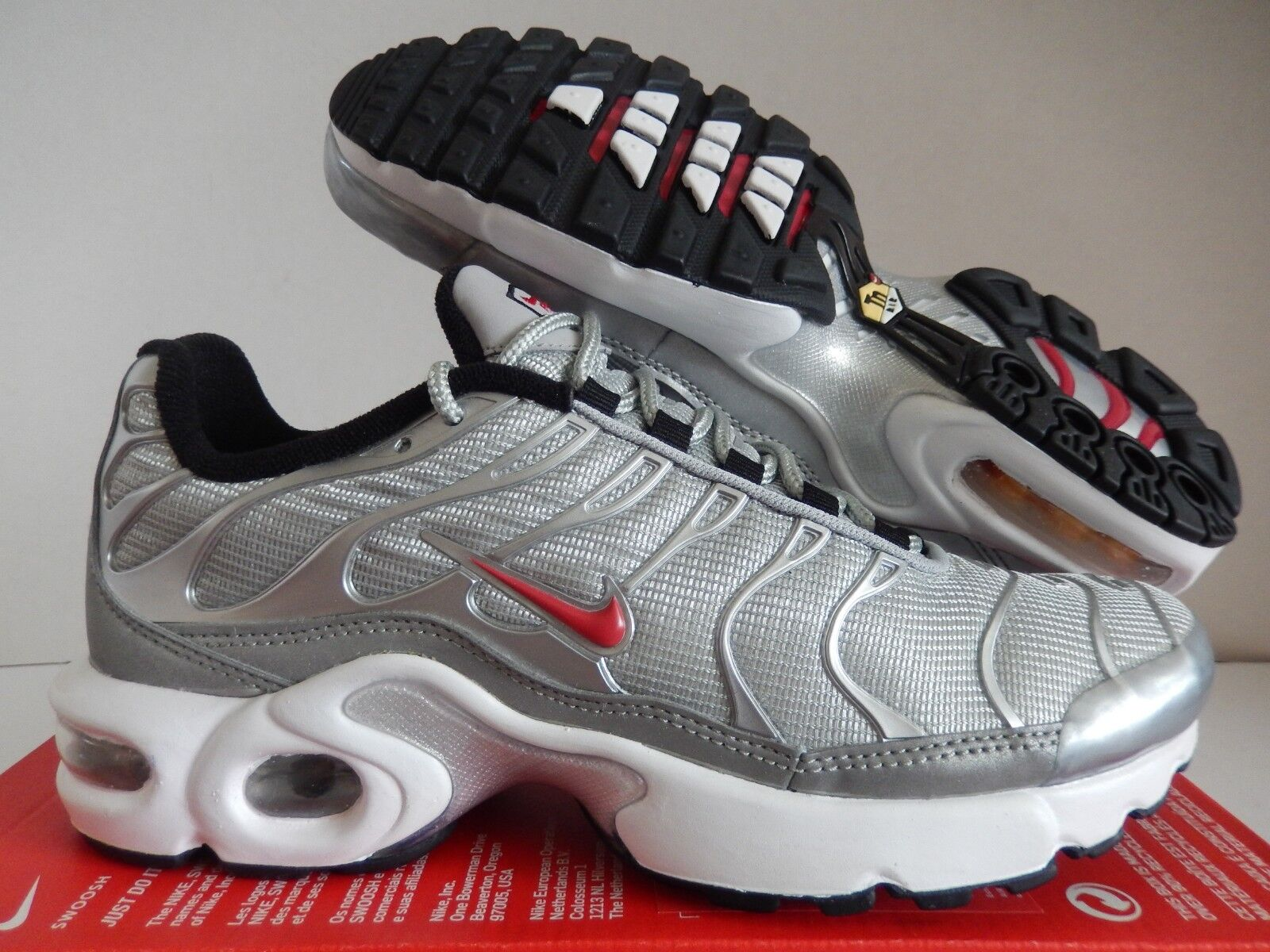 5921073 Bullet 5y Air QsgsSilver Plus Womens 6 001 Max Nike Sz fb6gYy7
