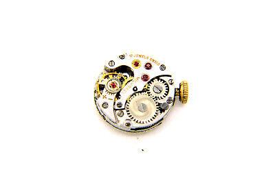 Milus Handaufzug Uhrwerk - Kaliber 622 - Inkl. Zifferblatt Und Zeiger Geschickte Herstellung