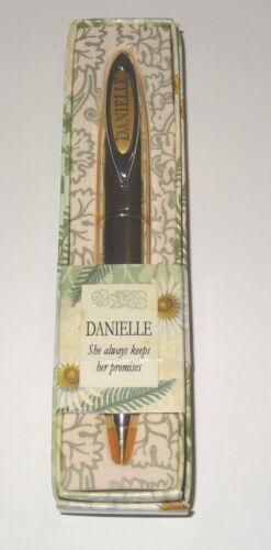 DANIELLE History /& Heraldry Signature Name Pen Stationary Boxed Gift Monogram