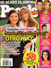 Spanish People 11/09,Jenni Rivera,November 2009,NEW