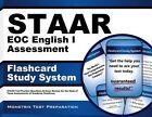 STAAR EOC English I Assessment Flashcard Study System 9781621201809