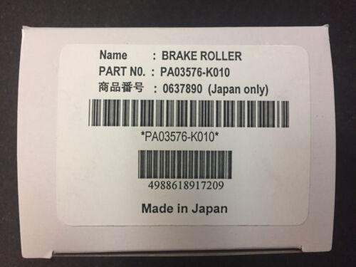 pa03576-k010 brake roller kit for Fujitsu FI-6670//6770 up to 250k sheets