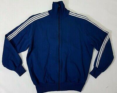 Vintage Rare survêtement ADIDAS Haut Veste 70 S Yougoslavie bleu L large XL | eBay