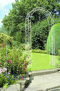 Image Is Loading Loire Garden Arch Archway Gardman Rose Arch Way