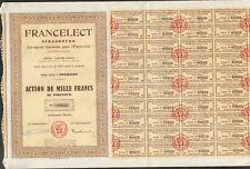 FRANCELECT (STRASBOURG 67) (U)