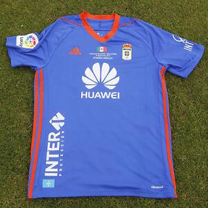 3d665eec20b30 La Original Adidas 23 Se Mossa Imagen Oviedo Camiseta Real Está  Fuerzamexico Cargando RrRwgYq