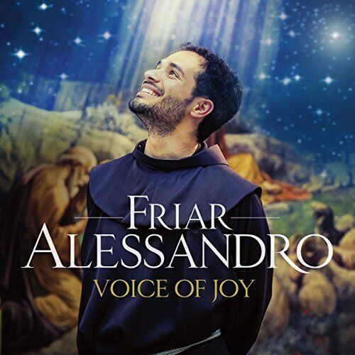 1 of 1 - Friar Alessandro - Voice Of Joy - Friar Alessandro CD ZIVG The Cheap Fast Free
