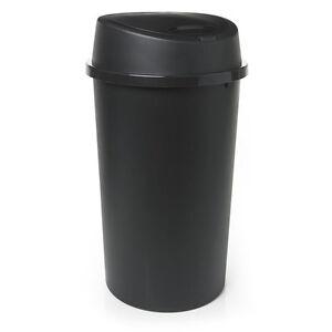 Touch Bin 45 Liter.Touch Bin 45 Liter Dustbin Rubbish Bin Kitchen Home Plastic