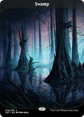 ***10x Unstable Forest*** MINT Full Art UST Rare Land
