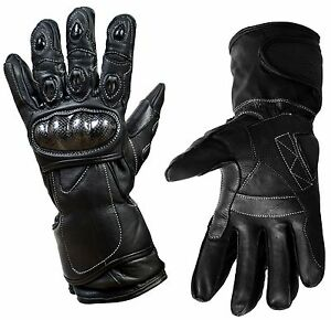Winter-Thermal-Waterproof-Motorbike-Motorcycle-Gloves-Carbon-Knuckle-Protection