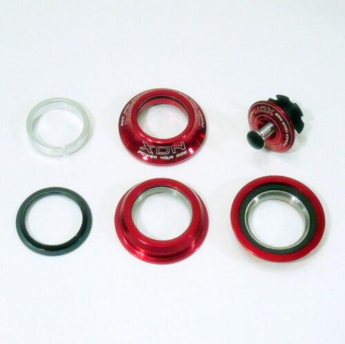 "Red B61 Details about  /gobike88 XON XHS-08 1-1//8/"" Heavy Duty HeadSet"