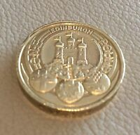 Rare One Pound Royal Mint New £1 Coin Hunt Collectible Edinburgh Cardiff London