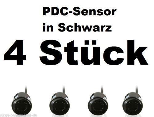 4x Sensoren Vorne Hinten Rückfahrwarner Parktronic PDC Einparkhilfe