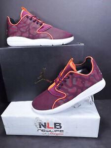 huge selection of e6d37 65f17 Image is loading Nike-Air-Jordan-Eclipse-724010-603-Bordeaux-White-
