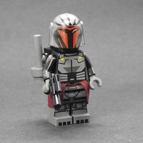 Custom Star Wars minifigures Shadow Collective Female S7 Mandalorian lego bricks