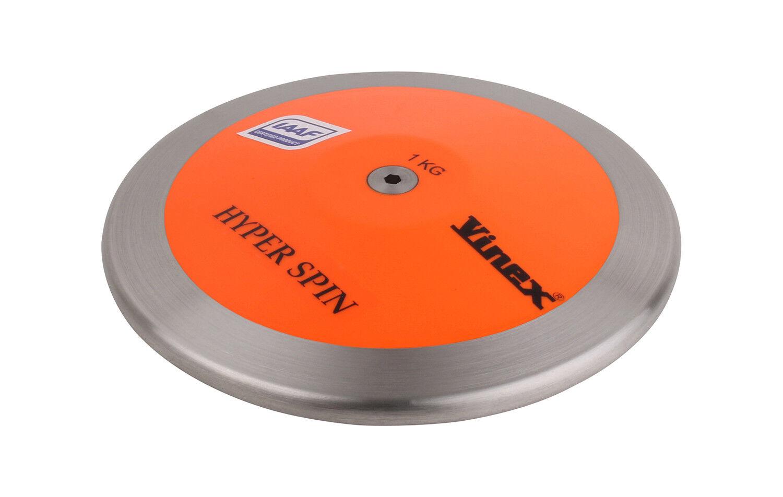 Disque à lancer lancer lancer  Vinex Hyper Spin  1,00 kg  pour le sport de haut niveau da2