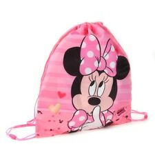 Disney Minnie Mouse Mini Maus Turnbeutel Schuhbeutel Tasche