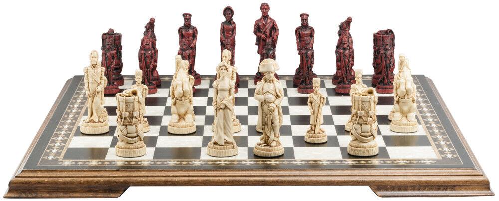 Studio Anne  voiturelton Chess Battle of Waterloo  jusqu'à 34% de réduction sur tous les produits