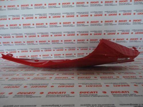Schwanz Heck Rumpf links rear Verkleidung Links Red Ducati Panigale 1199 899
