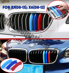"Bmw X6/e71 2008-12 Grille M Power/motorsport Tri-color Cover/cap/clip/bande/trim-rt Tri-color Cover/cap/clip/strip/trim"" Data-mtsrclang=""fr-fr"" Href=""#"" Onclick=""return False;"">afficher Le Titre D'origine Tsfcjnzn-07224812-709583380"