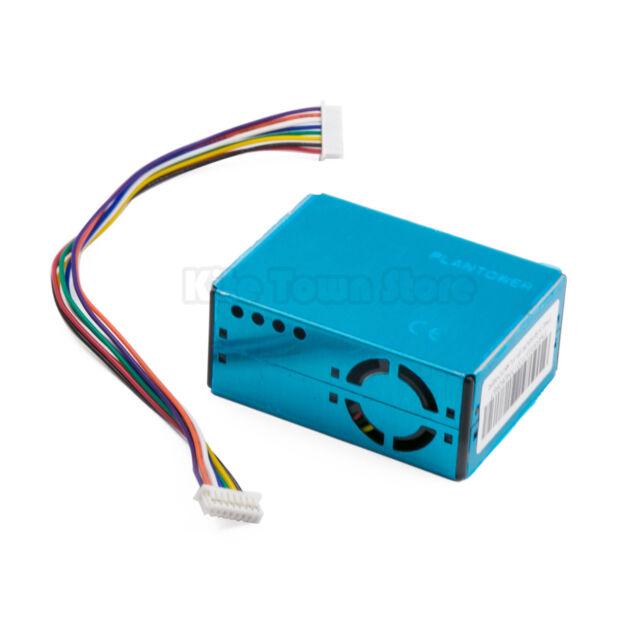 20x PMS5003 sensors + 22 x G5 Switch Boards.