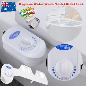 Toilet-Bidet-Seat-Spray-Water-Wash-Attachment-Bathroom-Home-Sanitation-1-Nozzle