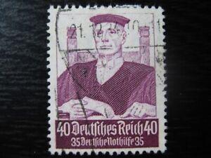 THIRD-REICH-Mi-564-scarce-used-stamp-CV-108-00