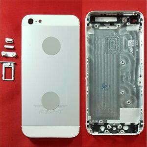 cover iphone 5 posteriore