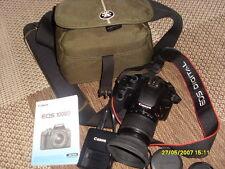 Canon EOS 1000D / EOS Digitalkamera - Schwarz-defekt!
