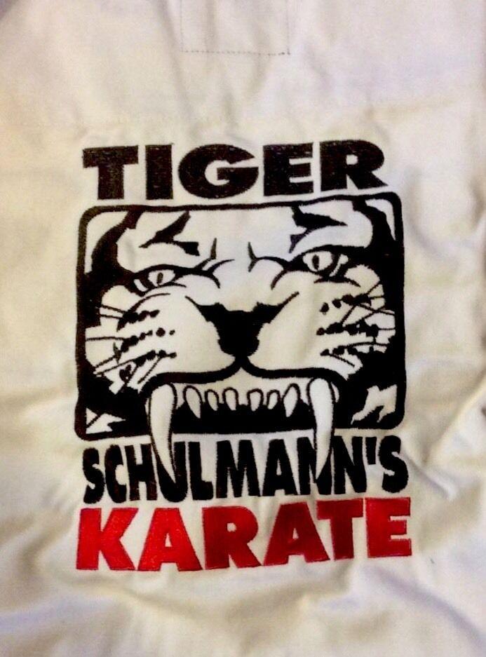 Tiger Schulmann TIGEAR Karate Gear