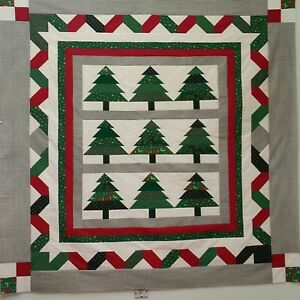 image is loading scrappy christmas trees quilt top pattern by alicerose