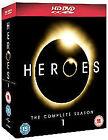 Heroes - Series 1 - Complete (HD DVD, 2007, 7-Disc Set)