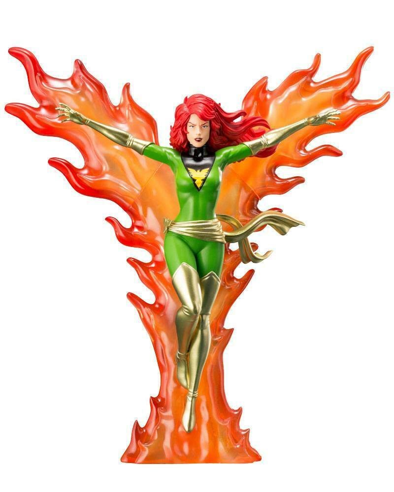 Marvel Universum ARTFX Staty 1 10 Phoenix Furious Power (X-Men'92)