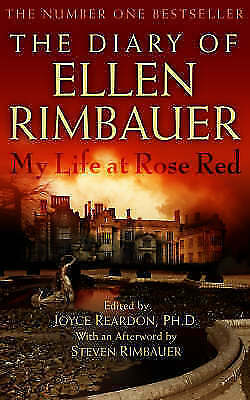 """AS NEW"" Diary Of Ellen Rimbauer: My Life At Rose Red, Reardon (Ed), Joyce, Book"