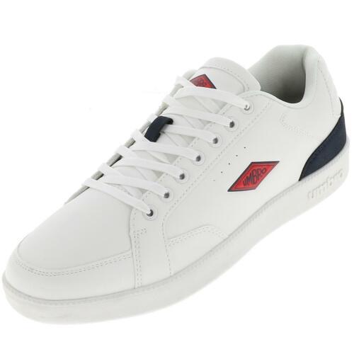 Schuhe Mode Stadt Umbro Ince Weiß H Vintage Weiß 56784 Neu