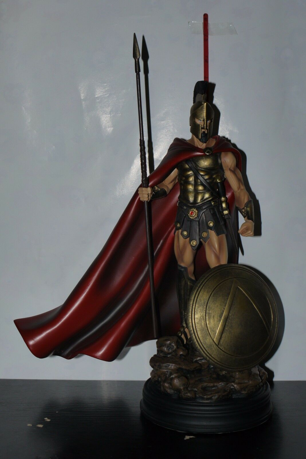 THE KING OF SPARTA Leonidas 1 6 Scale Statue ARH Studios 300 movie 431 500 BOXED