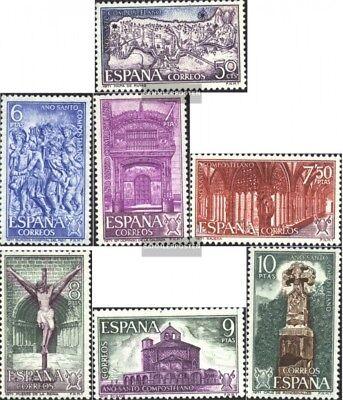 Postfrisch 1971 Heiliges Jahr Ein GefüHl Der Leichtigkeit Und Energie Erzeugen kompl.ausg. GemäßIgt Spanien 1942-1948