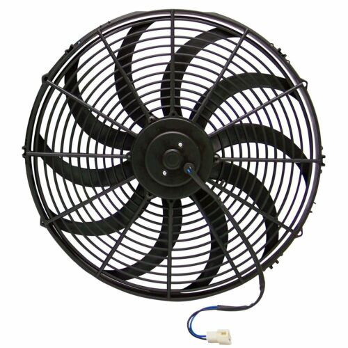 "14/"" 2785 fCFM  Ultra High Performance Radiator Cooling Fan  ZIRZFU14S kit"