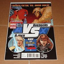 AVX Vs #3 Fight Poster Variant Edition 1st Print Avengers X-Men