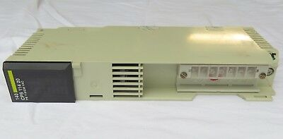 SCHNEIDER MODICON TSX QUANTUM PLC POWER SUPPLY  140 CPS 111 00 *NO DOOR*   *PZF*