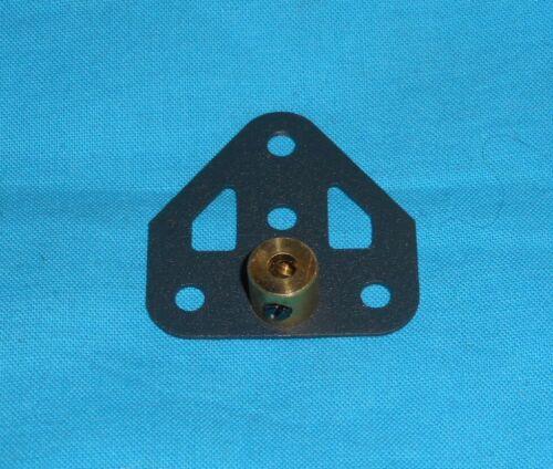 noire meccano 1 embase triangulée avec bague