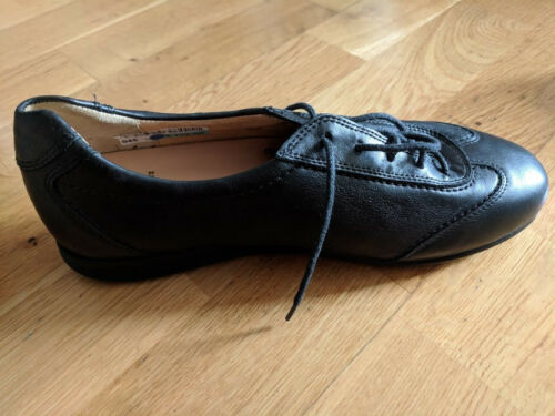 Brand new black leather anatomic women shoes 4.5 UK Initial price: 125.00 EUR
