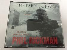 The Fabric of Sin: A Merrily Watkins  PHIL RICKMAN 4 CD 9781847244574