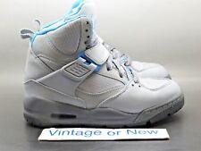 big sale 35d00 7624f item 1 Nike Air Jordan Flight 45 TRK Stealth Grey Photo Blue Sneakerboot GS  2012 sz 4Y -Nike Air Jordan Flight 45 TRK Stealth Grey Photo Blue  Sneakerboot GS ...