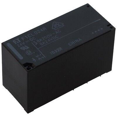 Fujitsu Print-Relais FTR-F1CL012R 12V DC 2xUM 8A 360R Power Relay 855152