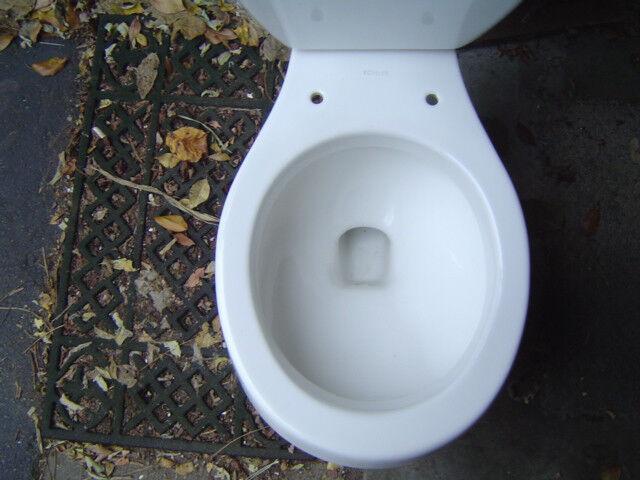 Kohler Toilet Lid Cover K 4558 K4558 Tank 4519 K4519 Bone #3 Almond ...
